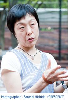Hitomi Kamanaka(Filmmaker)Photo